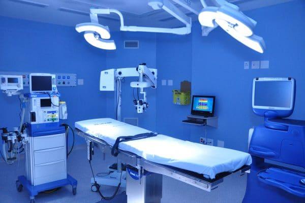 Hospital HSANP inaugura novo centro cirúrgico